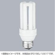EFD15EL/12-E17 [電球形蛍光灯 ルピカボールE E17口金 3波長形電球色 D15形(12W)]
