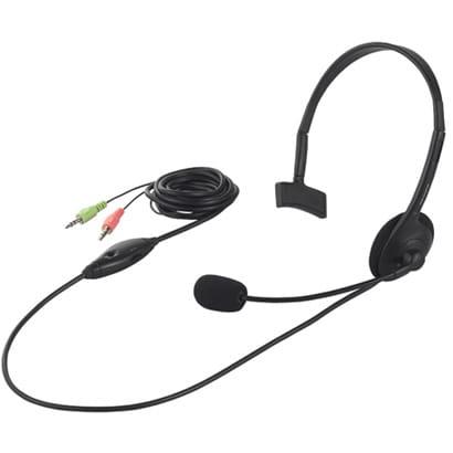 BSHSH05BK [片耳ヘッドバンド式ヘッドセット]