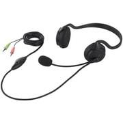 BSHSN02BK [両耳ネックバンド式ヘッドセット]
