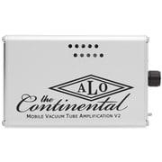 The Continental V2/S [真空管ポータブルヘッドホンアンプ シルバー]