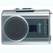 GR-117 [高音質AM/FMラジオカセットレコーダー グッドラジカセ]