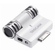 iM2-W [iPhone/iPad/iPod touch対応 ドック接続ステレオコンデンサーマイク ホワイト]