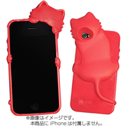 iPhone4s kikiネコケース(hpk) [iPhone4S/4ケース]