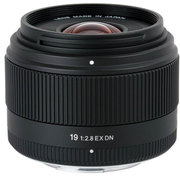 19mm F2.8 EX DN [19mm/F2.8 ブラック ソニーEマウント]