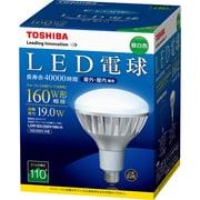 LDR100/200V19N-H [LED電球 チョークレス水銀ランプ形 E26口金 昼白色 1600lm 500カンデラ E-CORE(イー・コア)]