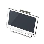 PRD-LK112WH [12V型 地上デジタルハイビジョン液晶テレビ PRODIA 単3乾電池対応 ホワイト]