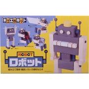 木工工作キット ロボット [楽しい工作]