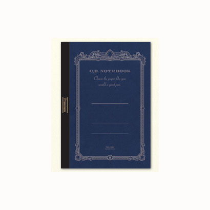 CDS120Y [プレミアムC.D.ノートブック B5 横罫]