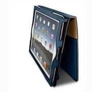 PA-FC311C [2TONE BOOK COVER CASE ネイビー iPad2012 iPad2対応]