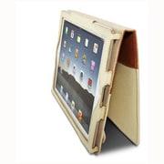 PA-FC311M [2TONE BOOK COVER CASE ベージュ iPad2012 iPad2対応]