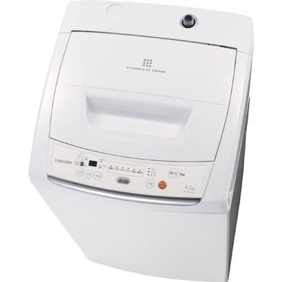 AW-42ML-W [全自動洗濯機 (4.2kg)  ピュアホワイト]
