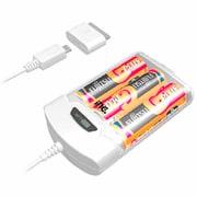 AD25S [スマートフォン用 電池交換式充電器 単3×3本]