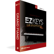 EZ KEYS GRAND PIANO [音楽ソフトウエア]