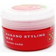 ナカノ スタイリング [ワックス 5 スーパーハード]