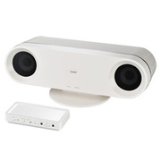 MXSP-HF5000 WH [HiFiREVERB ワイヤレススピーカー ホワイト]