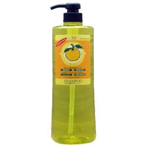 YUKA ゆずと温泉水のシャンプー [シャンプー 1000ml]