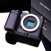 ソニー αNEX-7用カメラケース [ブラック]