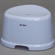 OBI-210BL [オフタイム 浴用いす ブルー 座面高21cm 抗菌剤配合]