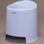 OBI-350BL [オフタイム 風呂いす ブルー 座面高35cm 抗菌剤配合]