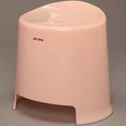 OBI-350PK [オフタイム 風呂いす ピンク 座面高35cm 抗菌剤配合]