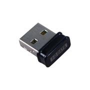 WN-G150UMK [IEEE802.11n/g/b準拠 150Mbps(規格値)無線LANアダプター 超小型モデル ブラック]