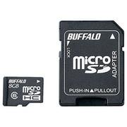 RMSD-8GC6SA [microSDHCカード Class6 8GB SD変換アダプター付]
