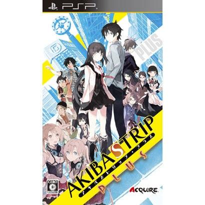 AKIBA'S TRIP PLUS [PSPソフト]