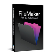FileMaker Pro 12 Advanced Single User License [Windows/Mac]
