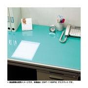 DMT-1169PN [デスクマット クリア(PVCシート)/緑(下敷き)]