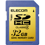 MF-FSDH32GC4 [SDHCカード 32GB CLASS4]