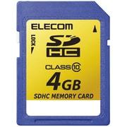 MF-FSDH04GC10 [SDHCカード 4GB CLASS10]