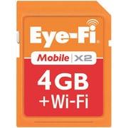 ワイヤレスメモリーカード Mobile X2 4GB for docomo