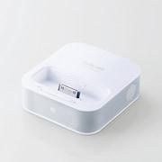 ASP-IPD100WH [iPhone用Dockスピーカ 充電機能付 ホワイト]