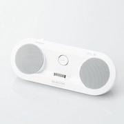 ASP-IPD200WH [iPhone用Dockスピーカ ホワイト]