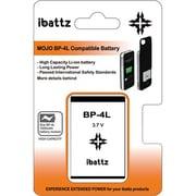 IB-BP-4L-01 [iBattzリチウム充電器用予備バッテリー]