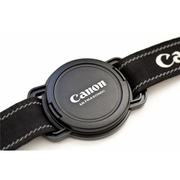 CAMERA LENS CAP HOLDER C [バックル型カメラレンズキャップホルダ 55mm - 52mm - 43mm対応]