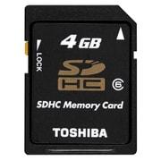 SD-GH004G [SDHCカード 4GB CLASS6]