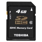 SD-GX004G [SDHCカード 4GB CLASS10]