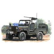 1/35 ミリタリー FM35 自衛隊73式小型トラック 機関銃装備 [1/35スケールプラモデル]