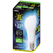LDA9N-G [LED電球 E26口金 昼白色相当 810lm LIFELED'S]