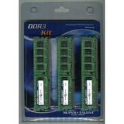 W1333UX6GV [DDR3 PC3-10600 2GB×3枚組]