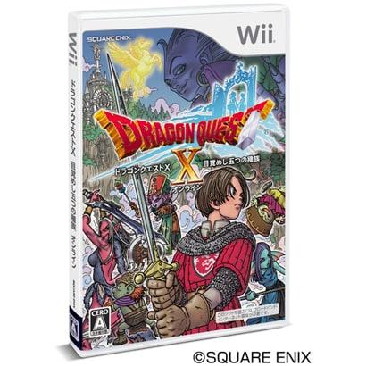 ドラゴンクエストX 目覚めし五つの種族 オンライン [Wiiソフト]