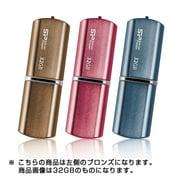 SP004GBUF2720V1Z [USB2.0対応 USBフラッシュメモリ LLuxMini720 4GB ブロンズ]