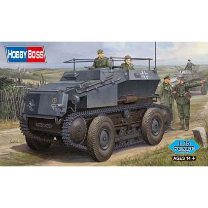 82491 [ドイツSd.Kfz.254 装輪装軌併用装甲車]