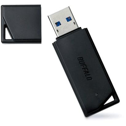 RUF3-K4G-BK/Y [USBメモリ USB3.0対応 4GB ブラック ヨドバシカメラオリジナルモデル]