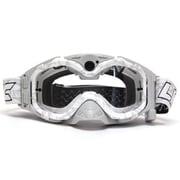 Impact Series Offroad Goggle Cam FULL HD [Xスポーツ向けゴーグル ホワイト]