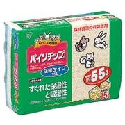 15L [小動物用床敷 圧縮パインチップ 15L]