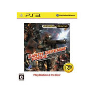 EARTH DEFENSE FORCE:INSECT ARMAGEDDON(アースディフェンスフォース インセクトアルマゲドン) PlayStation3 the Best [PS3ソフト]