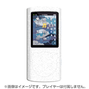 BSWS11CLSCR [SONYウォークマンR Sシリーズ専用 ラメシリコンケース 液晶保護フィルム付 クリア]