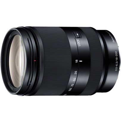 SEL18200LE [18-200mm F3.5-6.3 OSS LE ソニーE]